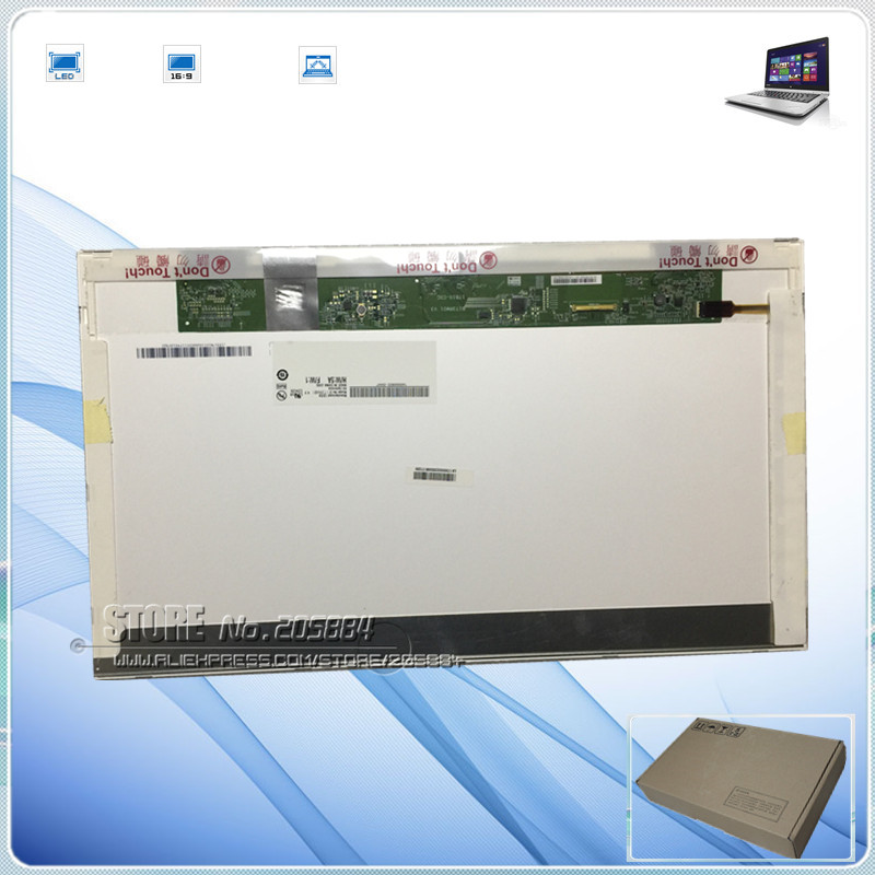 POUR B173RW01 V.3 B173RW01 V.2 N173FGE-L23 N173FGE-L13 LP173WD1-TLF1 LP173WD1-TLE1 17.3 pouces écran lcd d'ordinateur portable