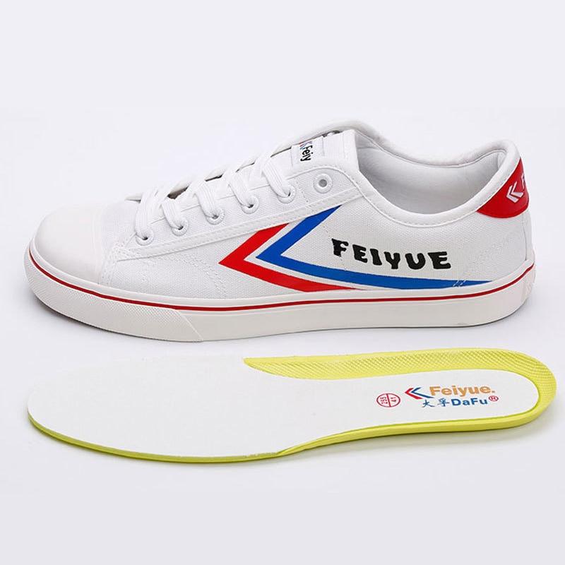 EU35 44 573 Elegance France FeiYue Martial Arts TaiChi KungFu Training Skateboarding Students Shoes For Youth