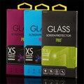 Vidrio templado para el sony xperia m4 aqua m2 m5 e3 e4 t2 t3 zr L protector de pantalla sp 9 h 0.3mm ultrafino de cristal película