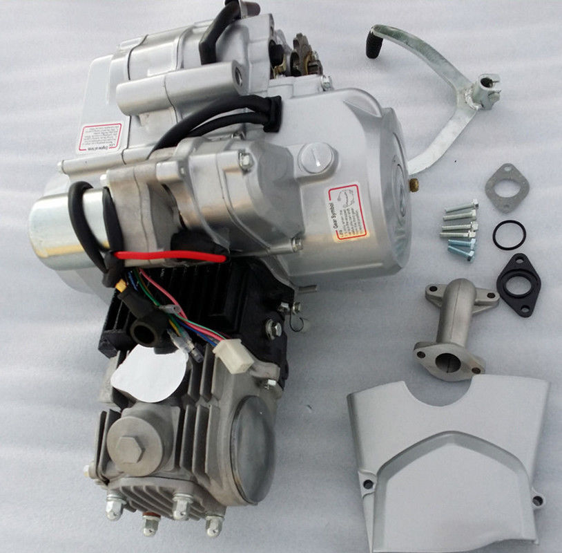 3 1 125cc Engine 4 Stroke Electric Start Automatic Clutch Dirt