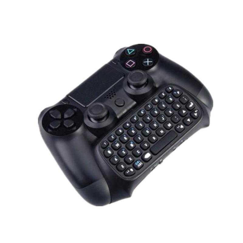2017 Nuevo Tp4-008 Mini Teclado Inalámbrico Bluetooth Joystick Para El Controlador Ps4 Playstation 4 Beber Té Regularmente Mejora Tu Salud