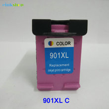 1x Compatible Ink Cartridge For HP 901 CC656AN#140 Tri-Color