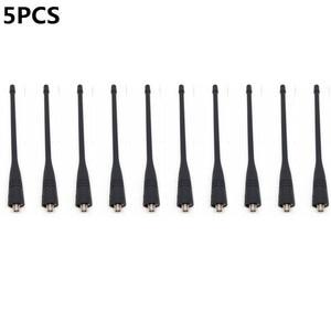 Image 1 - 10 PCS High Gain Antenne SMA F U 400 470 MHZ Antenne für HYT TC 500STC 500TC 600TC700/610 /368 antena