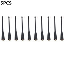 10PCS High Gain Antenna SMA F U 400 470MHZ Antenna for  HYT TC 500STC 500TC 600TC700/610/368 antena