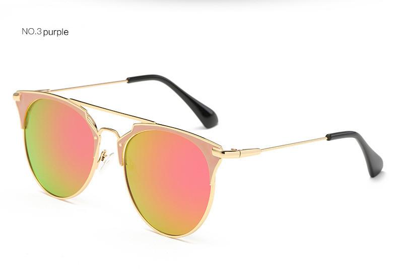 HTB1CSywe2NNTKJjSspfq6zXIFXaR - Luxury Vintage Round Sunglasses Women Brand Designer 2018 Cat Eye Sunglasses Sun Glasses For Women Female Ladies Sunglass Mirror