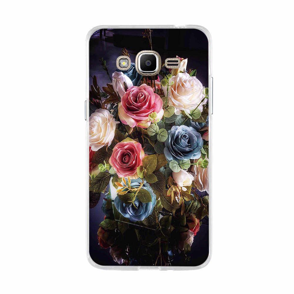 "Funda de TPU para Samsung Galaxy J2 prime G532F 5,0 ""cubierta trasera del teléfono para Samsung Galaxy J 2 prime G532F g532f Fundas de silicona"