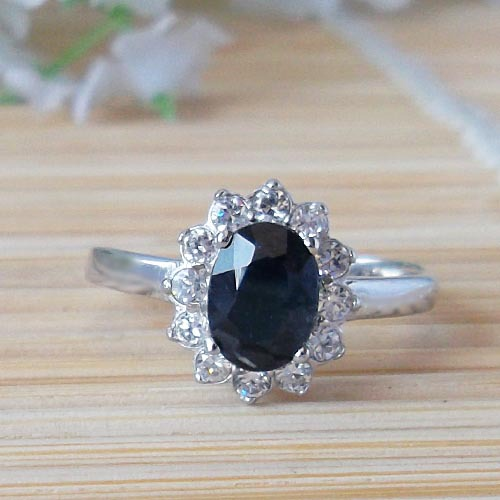 silver from for women fine free blue gems jewelry com ring sterling dhgate sapphire product and gem perfectjewelry shipping men real
