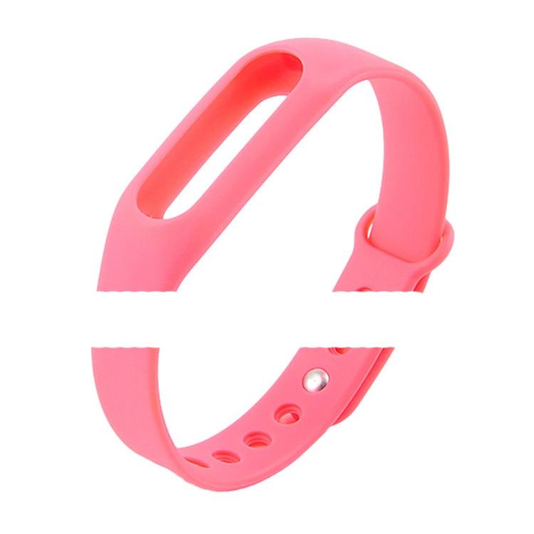 6 clso Elastische Material mi Band 2 Neue Xiao mi mi Band 2 Smart Armband Uhr St BrStrap Für Xiao mi mi Band BM60895 180721 bobo