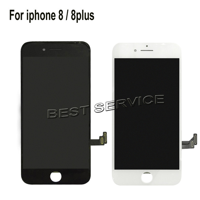 first rate aea6c 651dd US $23.1 |3Cline LCD For iPhone 8 8 plus LCD Display Screen With Touch  Screen Digitizer Assembly replacement No dead pixel tianma-in Mobile Phone  LCDs ...