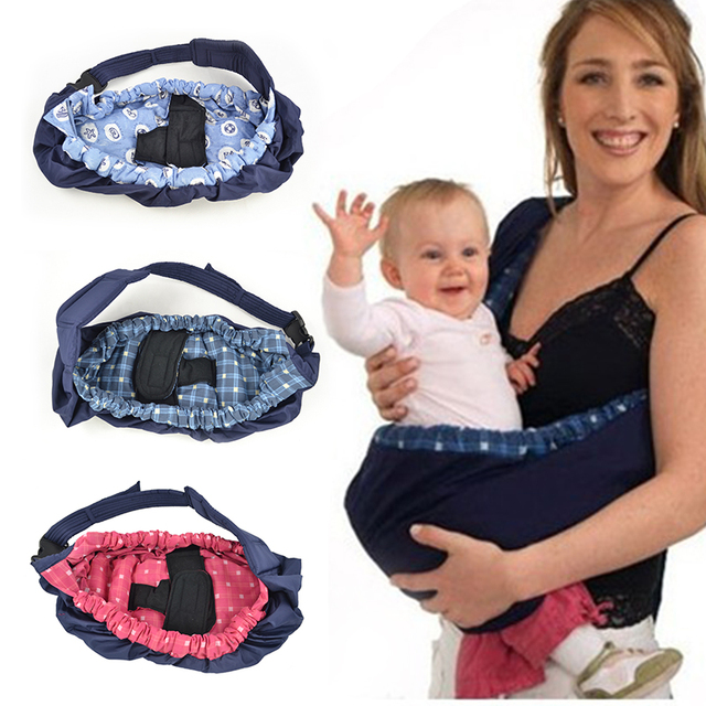 70c252fa03d 27KIDS Child Sling Baby Carrier Wrap Swaddling Kids Nursing Papoose Pouch  Front Carry for Newborn Infant Baby