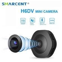 HD 1080P 720P H6 Mini Camera IR Night Vision Motion Detection Micro Camera DV DVR Recorder Mini Camcorder Home Safe Camera PK C1