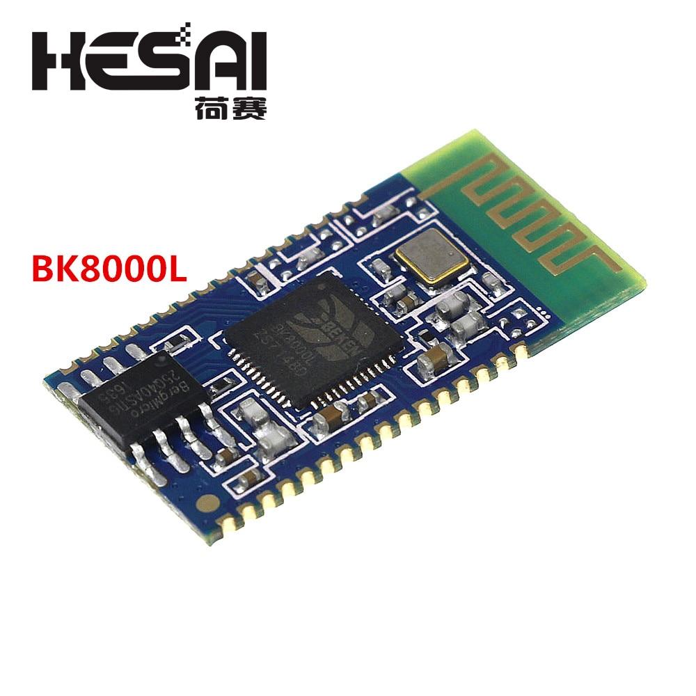 Bluetooth Stereo Audio Module Transmission BK8000L AT Commands SPP Bluetooth Speaker Amplifier DIY