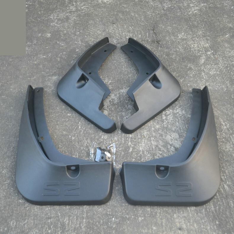 Auto parts plastic Mud Flaps Splash Guard Fender fit for 2015 JAC Refine S2 1.5L car accesorios styling for nissan patrol y62 2017 mudguards mud flaps splash guards mud guards mudguard mud guard 4pcs set
