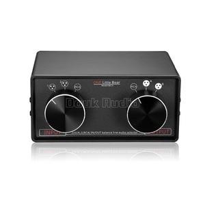 Image 2 - Сбалансированный стереоконвертер 3 в 3 OUT XLR/RCA, звуковой селектор, семейная коробка для домашнего усилителя