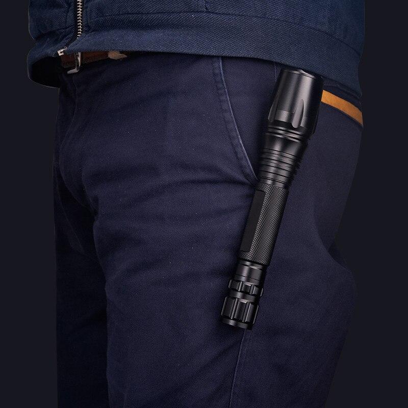 bateria para camping torch xhp70 xhp50 18650 ou 06