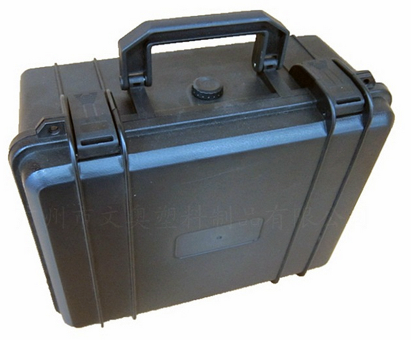 260*200*117mm ABS Tool Case Toolbox Impact Resistant Sealed Waterproof Equipment Camera Case With Pre-cut Foam Shipping Free
