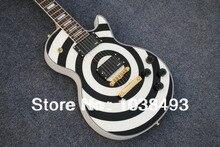 Zack hersteller großhandel angepasst LP instrument elektrische gitarre freies paket mail liefer Ems-freies Verschiffen