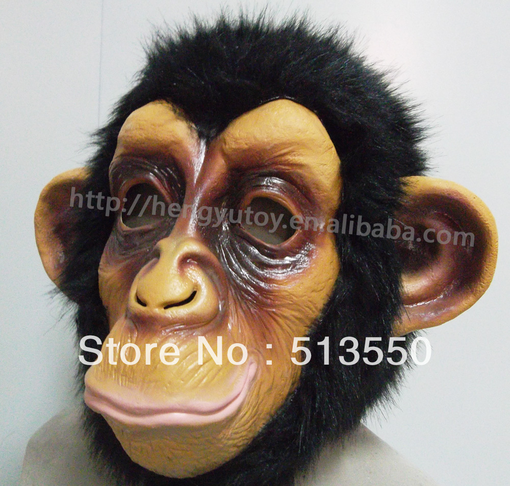 Compare Prices on Chimp Mask- Online Shopping/Buy Low Price Chimp ...
