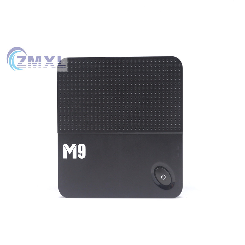 M9 2G/8G TV BOX Android4.4  Amlogic S812 Quad Core Wifi Bluetooth4.0 Media Player Support Multiple Languages mxiii pro android amlogic s812 quad core 2g 8g 5g wifi tv box