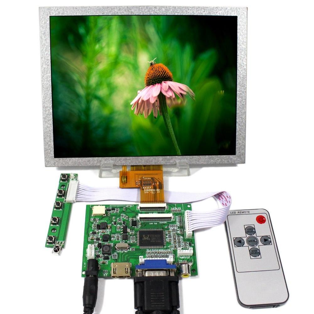 HDMI VGA 2AV LCD Controller Board VS-TY2662-V5+8