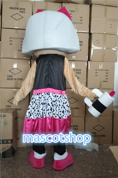 LOL Doll Mascot costume for Halloween party activity Fancy christmas adult size
