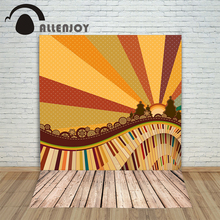 backdrops for photo fabric vinyl Wood floor piano color background photography photocall camera