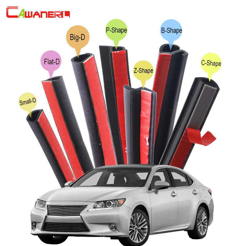 Cawanerl Car Rubber Seal Edging Trim Weatherstrip Sealing Seal Strip Kit For Lexus CT200h LS LS400 LS430 LS600hl LS460Cawanerl Car Rubber Seal Edging Trim Weatherstrip Sealing Seal Strip Kit For Lexus CT200h LS LS400 LS430 LS600hl LS460