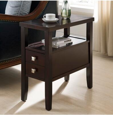 European-American country sofa a few living room Modern and simple corner phone a few cabinet small coffee table . odd ranks yield retro furniture living room coffee table corner a few color seattle bedroom nightstand h