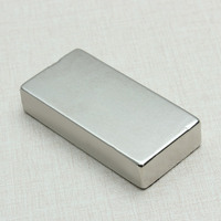 Neodymium Block Magnet 50 X 25 X 10mm N52 Magnets DIY MRO New