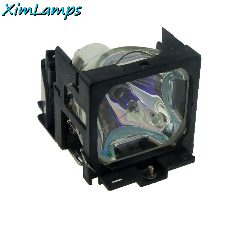 ФОТО High Quality Compatible Projector Lamp Bulb with Housing LMP-C132 for Sony VPL-CX10 / VPL-CS10
