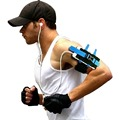 Running Adjustable Sports Gym Armband Arm Band Case Holder Cover for Cell Phone Android IOS For Free