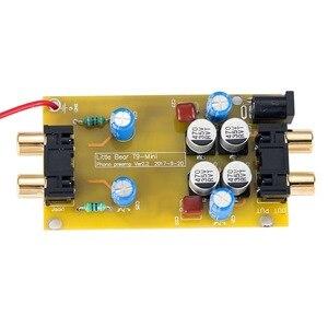 Image 4 - Little Bear T9 Mini Phono MM RIAA Turntable Preamp Pre Amplifier Ver2.5 Inspired By DENON AVR 2310CI Amp