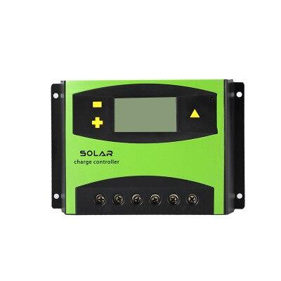 Msl Солнечный <font><b>60a</b></font> DC 12 В/24 В Авто Солнечный Зарядное устройство контроллер Панели солнечные батареи Зарядное устройство регулятор с ЖК-дисплей &#8230;