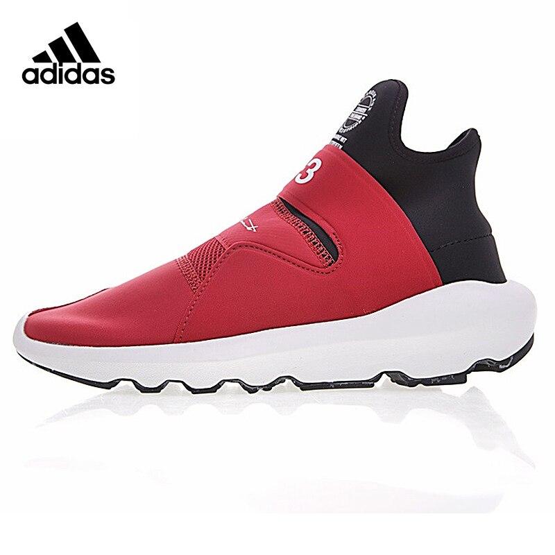 Official Original ADIDAS Y3 Y-3 SUBEROU Men's Running Shoes Classic breathable shoes outdoor anti-slip AC7198 демисезонные ботинки y3 y 3 y3