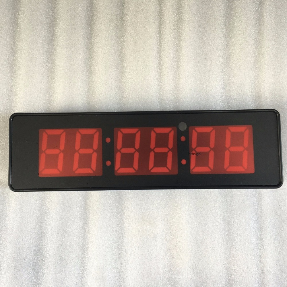 Aliexpress buy 2 character high 6digits wall clock led aliexpress buy 2 character high 6digits wall clock led countdown digital clock for home gym crossfit timing from reliable clock motor suppliers on amipublicfo Choice Image