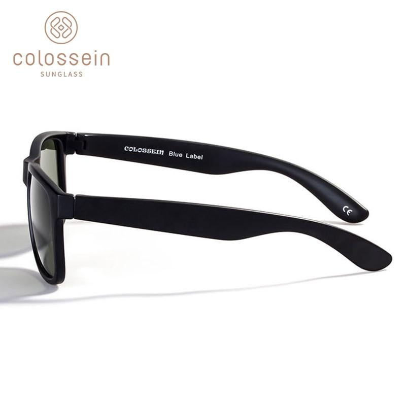 COLOSSEIN Klasik Sunglasses Wanita Terpolarisasi Kacamata Matahari - Aksesori pakaian - Foto 3