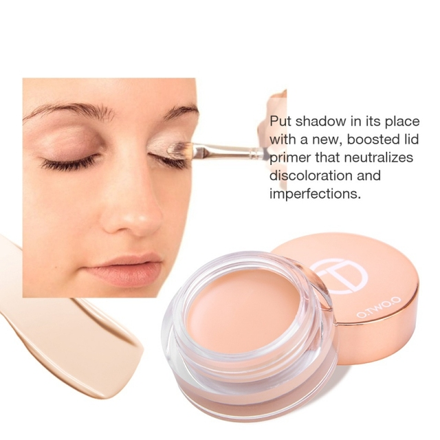 1pc Eye Primer Cream Makeup Eye Lid Smudgeproof Non Crease Durable Eye Foundation Waterproof Base Primer Maquiagem 1
