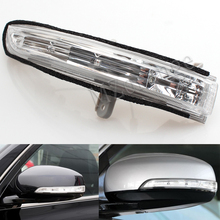 LED Rear View Mirror Signal Light For Nissan Teana Maxima Altima J32 2009-2013 Car Rearview Mirror Turning Signal Indicator Lamp for buick excelle gt brand new car rearview mirror blue glasses led turning signal light with heating
