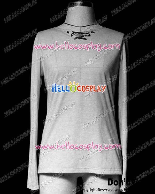 Attack On Titan Shingeki No Kyojin Cosplay Eren Yeager T Shirt Underwear Costume H008