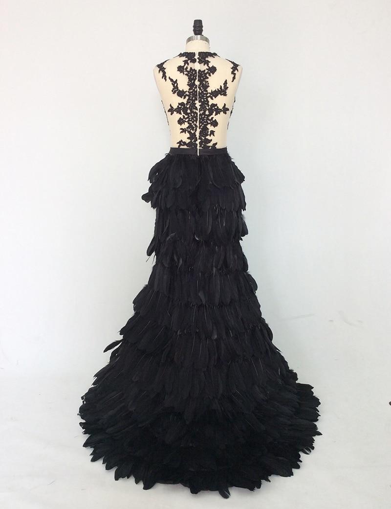 Купить женское кружевное платье русалочки длинное прозрачное вечернее