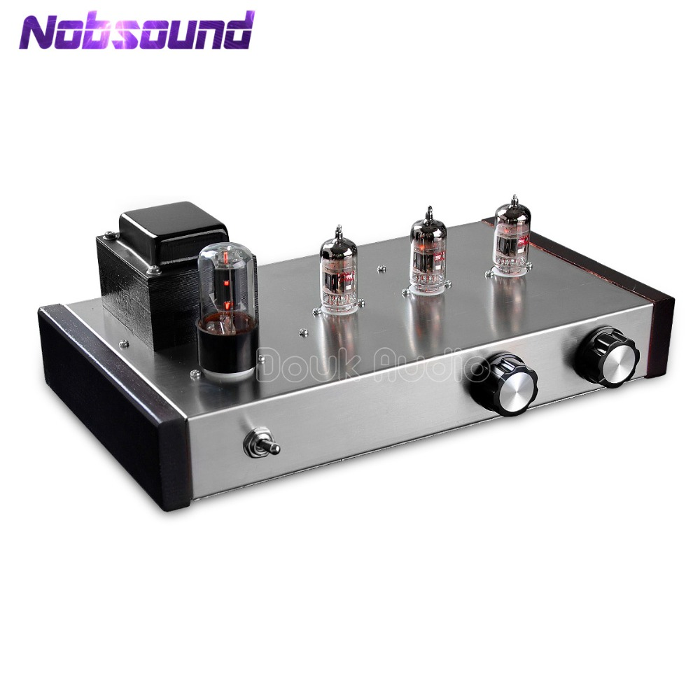 Nobsound HiFi 12AX7B Valve Tube Pre-amplifier Stereo Home Audio Preamp Ref Marantz M7