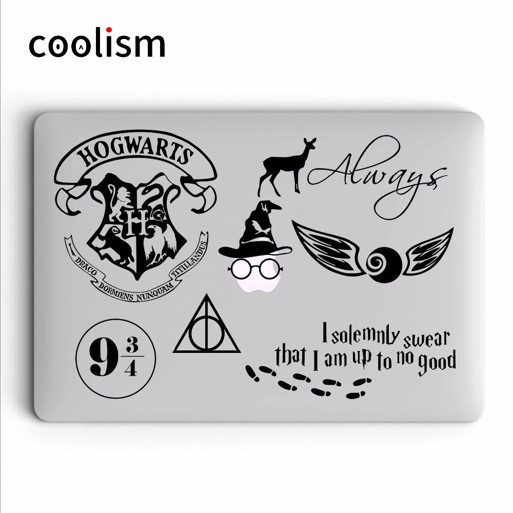 Aliexpress Com Buy Harry Potter Theme Laptop Sticker For