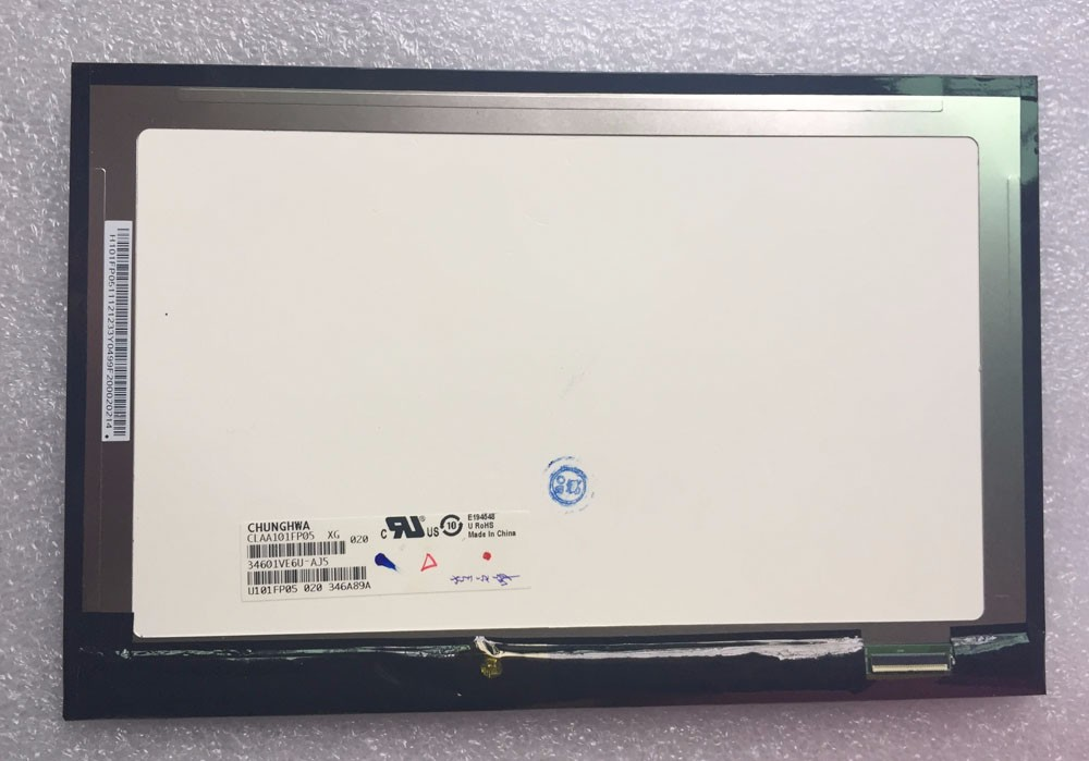 LCD Display Screen panel Monitor Repair Part CLAA101FP05 1920*1200 IPS for ASUS ME302 ME302C ME302KL TF303 free shipping