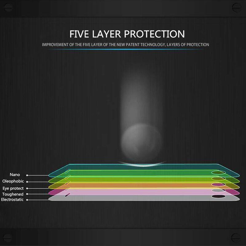 New Ledakan Bukti Premium Nyata Tempered Kaca Pelindung Film Screen - Aksesori dan suku cadang ponsel - Foto 4