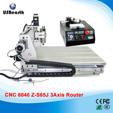 No Tax for EU, Ship from UK! LY 6040Z-S65J 3 Axis CNC Machine With 800W Water-cooling Spindle Motor Engraving