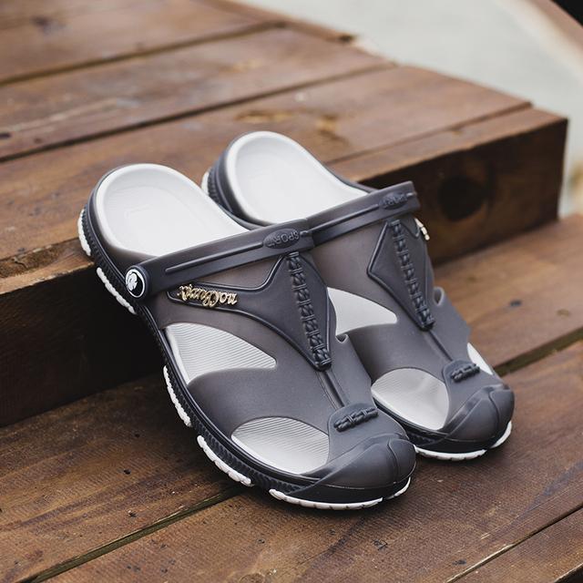 2017 Mens Flip Flops Sandals Rubber Casual Men Shoes Summer Fashion Beach Flip Flop Slippers Sapatos Hembre Sapatenis Masculino