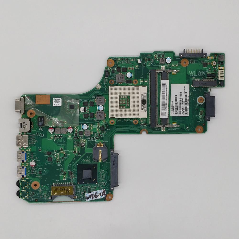 V000275590 DK10F-6050A2541801-MB-A02 SJTNV For Toshiba Satellite C850 L850 C855 Laptop NoteBook PC Motherboard Mainboard