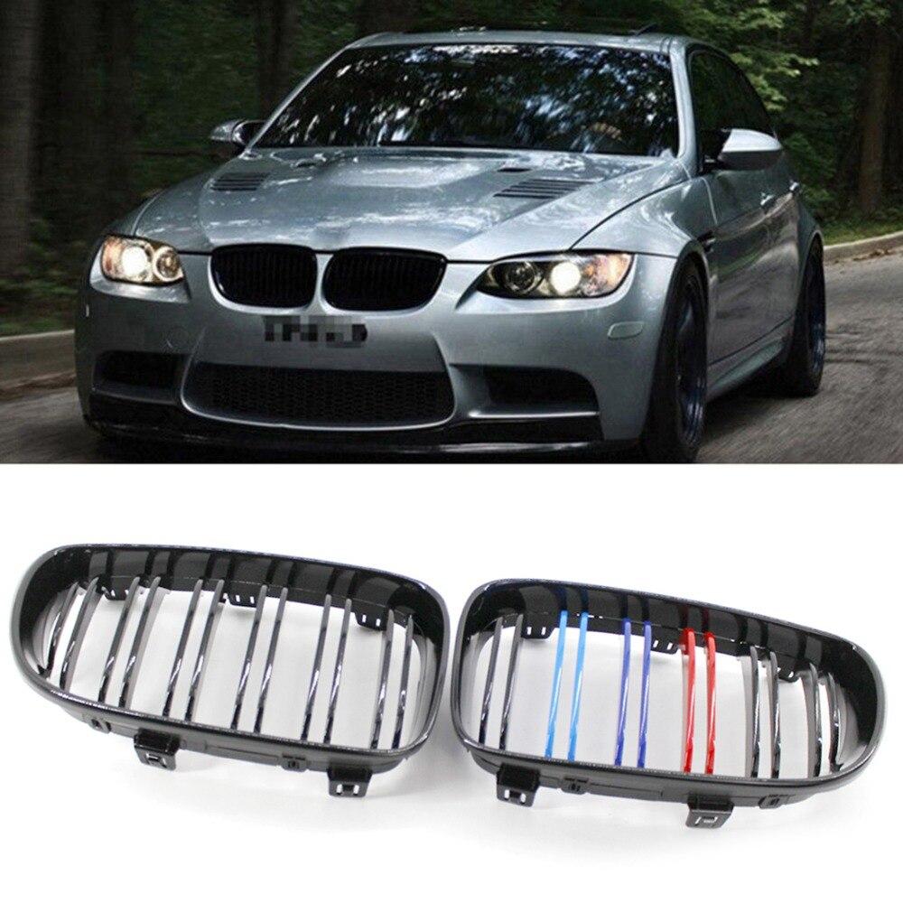 Bmw 130i: Front Center Kidney Grilles For BMW E81 E87 120d 120i 130i