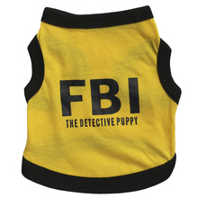 Fashion Puppy Dog Cotton Vest /Shirt clothes for Pet Dogs Clothes pet products