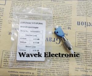 Image 4 - 30 mW Görsel Hata Bulucu Fiber kablo test cihazı Dedektörü LC dişi FC Erkek LC FC SM 9/125 Hibrid Adaptör LC /SC/ST/FC Konnektörü